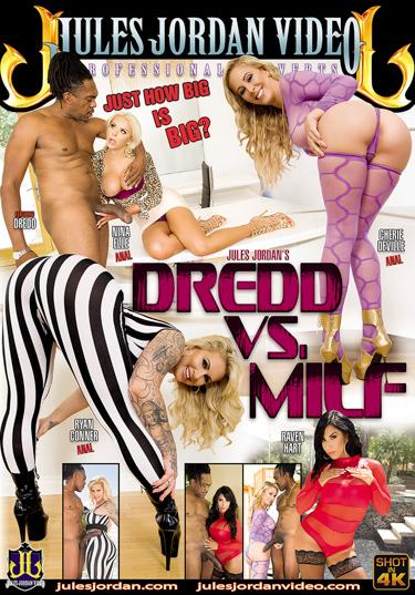 Dredd VS MILF Boxcover