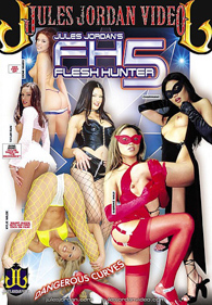 Flesh Hunter 5 Boxcover