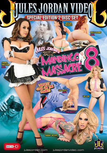 Mandingo Massacre 8 Boxcover
