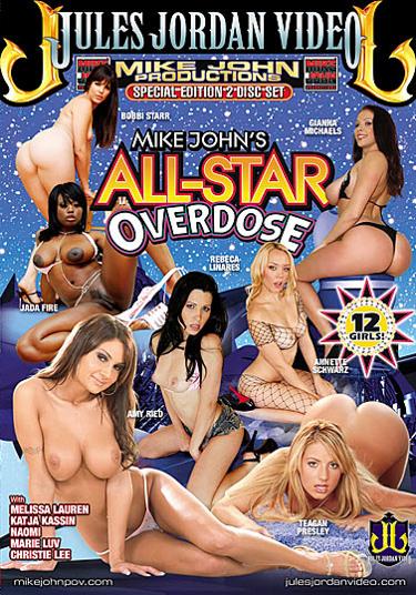 All-Star Overdose Boxcover
