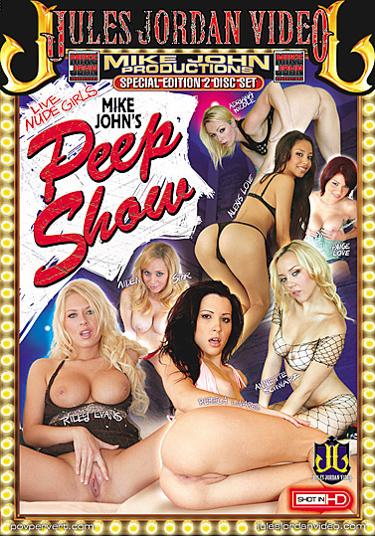 Peep Show Boxcover