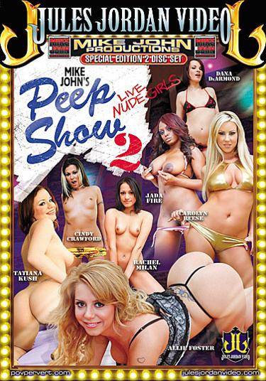 Peep Show 2 Boxcover
