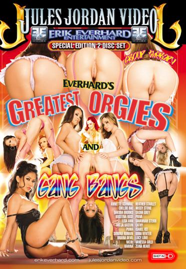 Greastest Orgies And Gang Bangs