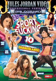Sport Fucking 10 Boxcover