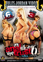 In Anal Sluts We Trust 6 Boxcover