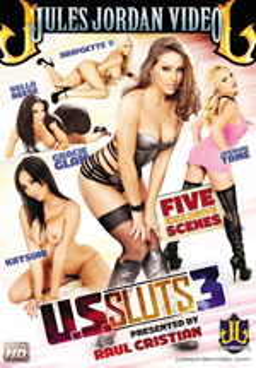 US Sluts 3 Boxcover