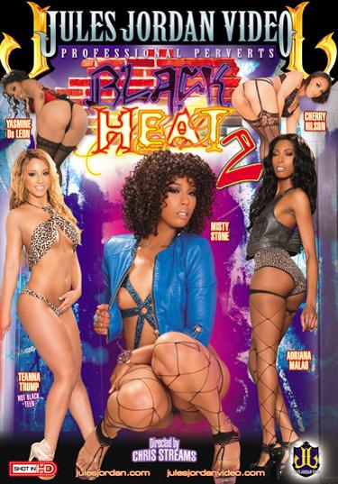 Black Heat 2 Boxcover