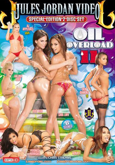 Oil Overload 11 Boxcover