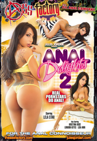 Anal Delights 2 Boxcover