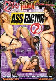 Ass Factor 2 Boxcover
