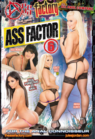 Ass Factor 6 Boxcover