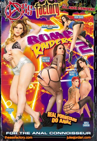 Rump Raiders 2 Boxcover
