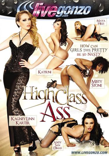 High Class Ass Boxcover