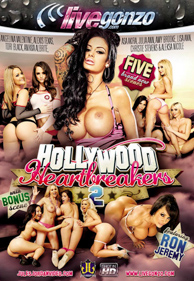 Hollywood Heartbreakers 2 Boxcover