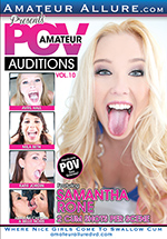 Amateur POV Auditions 10 Boxcover