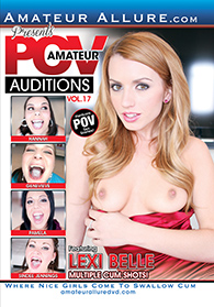 Amateur POV Auditions 17 Boxcover