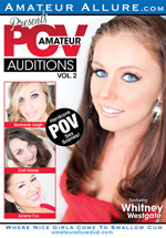 Amateur POV Auditions 2 Boxcover