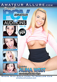 Amateur POV Auditions 20 Boxcover