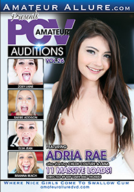 Amateur POV Auditions 26 Boxcover