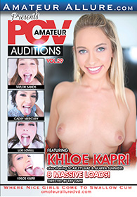 Amateur POV Auditions 29 Boxcover