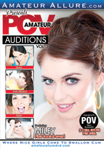 Amateur POV Auditions 3 Boxcover