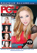 Amateur POV Auditions 7 Boxcover