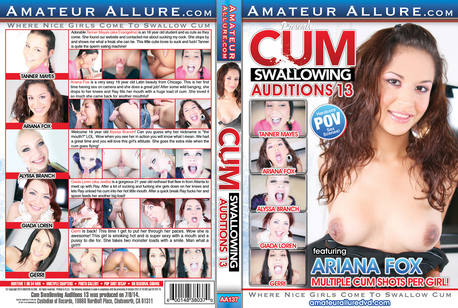 All In Alyssa Dvd Porn alyssa branch alyssa branch