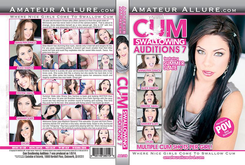 amateur allure pre-auditions 9 porn