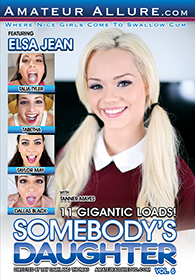 Somebodys Daughter 6 Boxcover