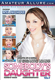 Somebodys Daughter 7 Boxcover