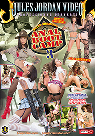Anal Boot Camp 3 Boxcover