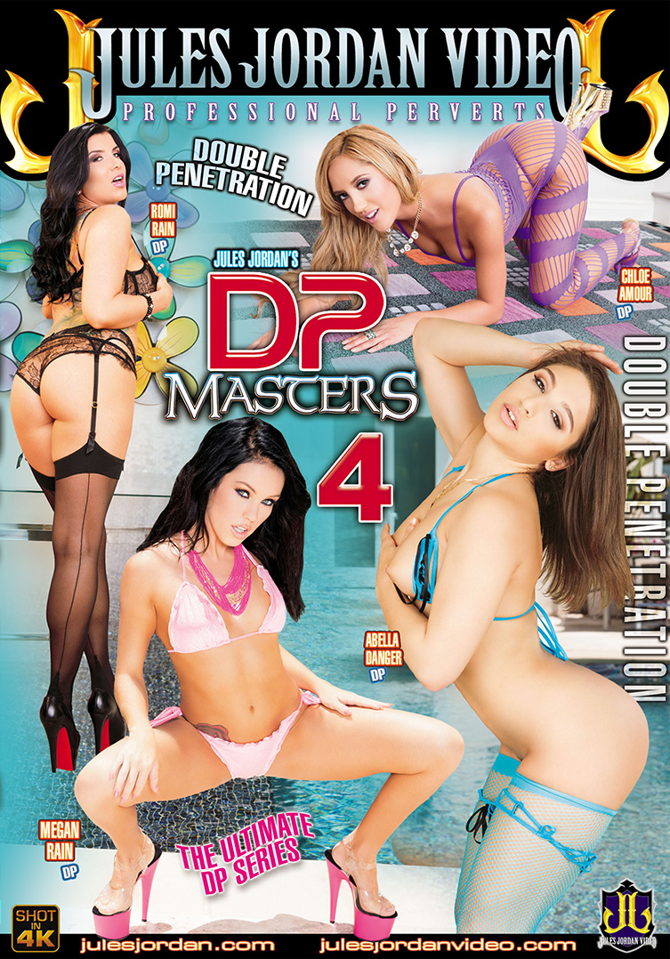 DP Masters 4 Boxcover