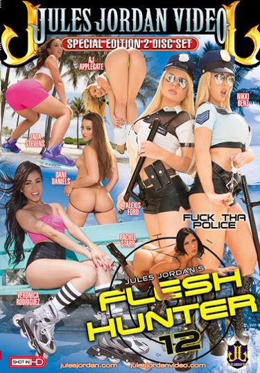Flesh Hunter 12 Boxcover