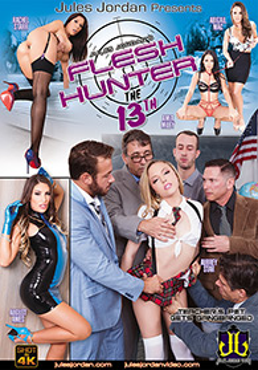 Flesh Hunter 13 Boxcover