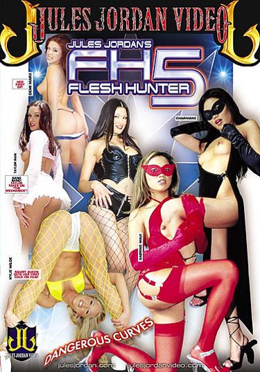 Flesh Hunter 5 Boxcover