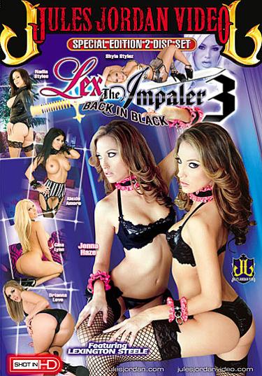 Lex The Impaler 3 Boxcover