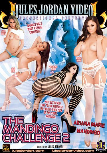 The Mandingo Challenge 2 Boxcover