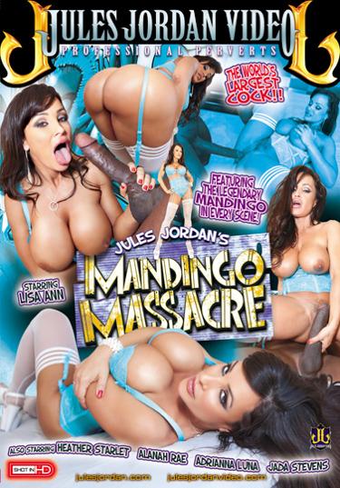 Mandingo Massacre Boxcover