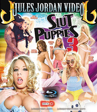 Slut Puppies 3 Blu-Ray Boxcover