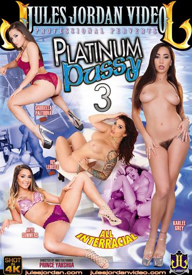 Platinum Pussy 3 Boxcover