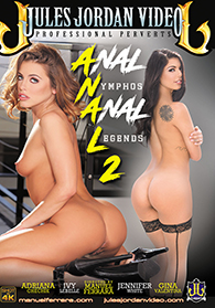 Anal Nymphos Anal Legends 2 Boxcover