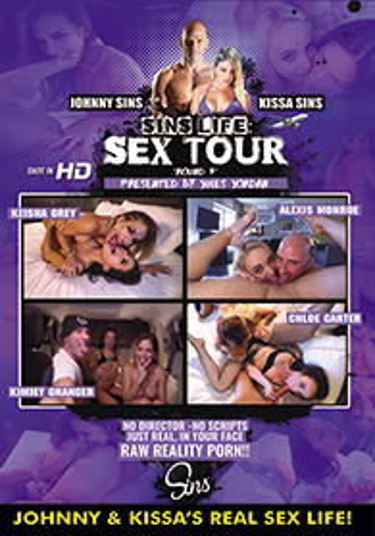 Sins Life: Sex Tour Round 3 Boxcover