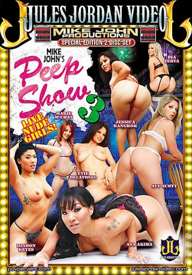 Peep Show 3 Boxcover