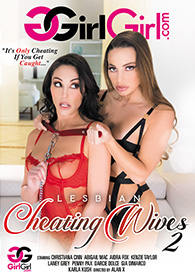 Lesbian Cheating Wives 2 Boxcover