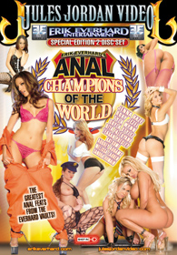 Anal Champions Of The World Boxcover
