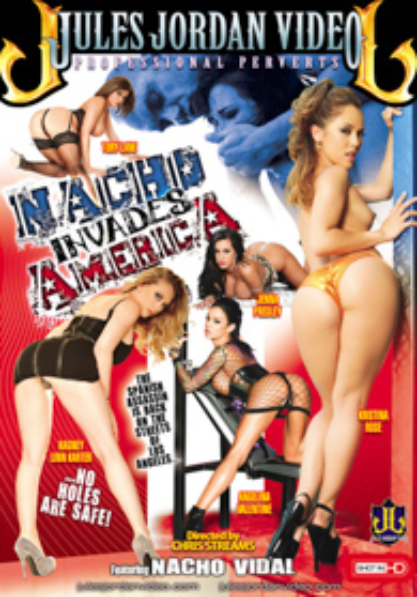 Nacho Invades America Boxcover