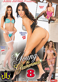 Young and Glamorous 8 Boxcover