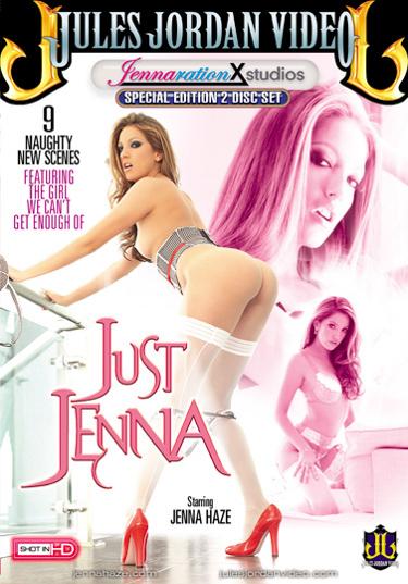 Just Jenna Boxcover