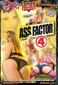 Ass Factor 4 Boxcover