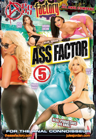 Ass Factor 5 Boxcover